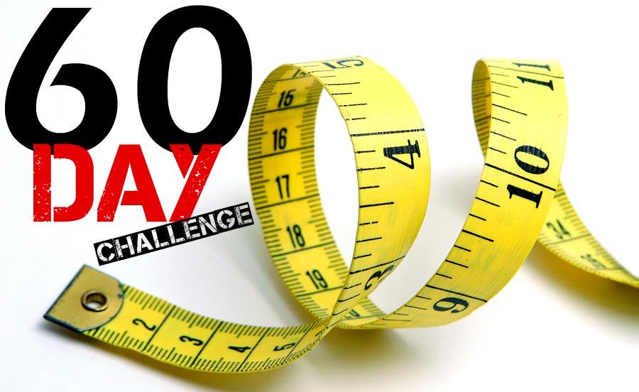 Update 60 day challenge