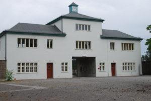 Sachsenhausen poort, Berlijn stedentrip