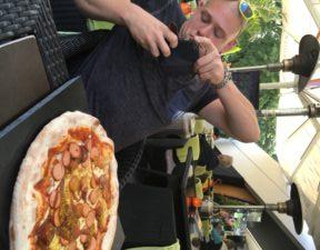 Pizza stedentrip Berlijn