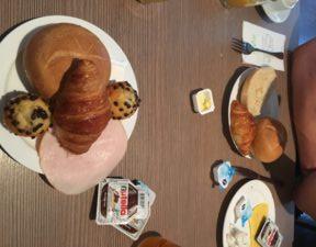 Ontbijt stedentrip Berlijn