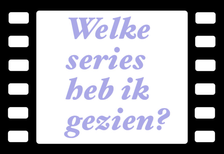 Welke series heb ik gekeken? #2 Good Witch