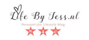 logo jess, Life by Jess bestaat 1 jaar
