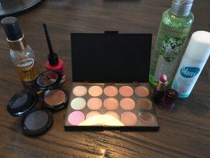 Make-up doorgeefbox