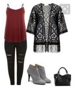 Outfit Lente