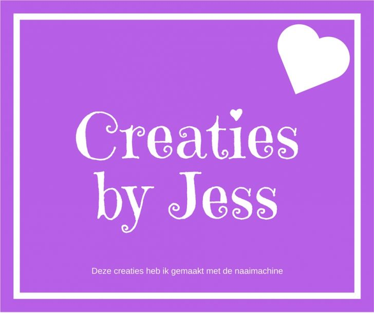 Creaties by Jess van de naaicursus