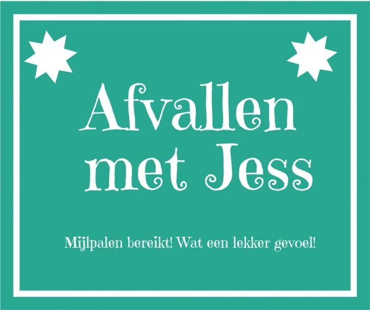Afvallen met Jess #5 Knop is weer om!