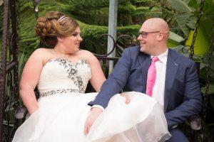 Mariska (4) fotoshoot, getrouwd