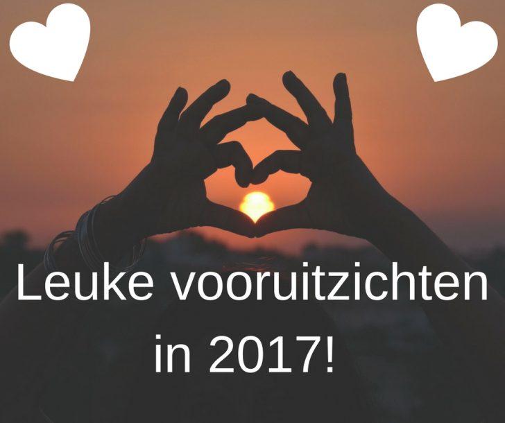 Leuke vooruitzichten in 2017