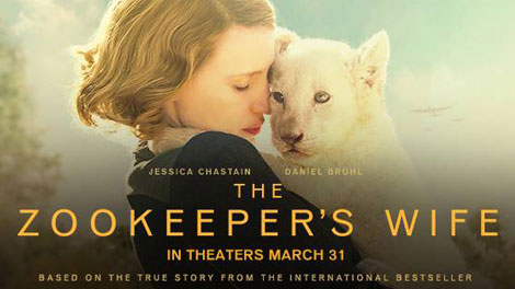 Review Film – The Zookeeper's Wife