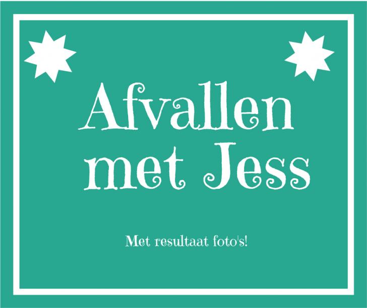 Afvallen met Jess #5 mijn afval avontuur gaat verder
