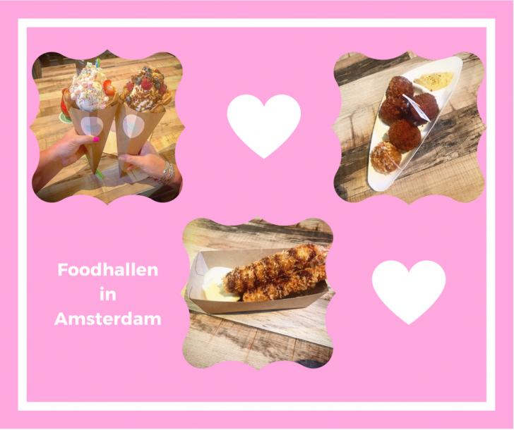Hotspot – Foodhallen in Amsterdam